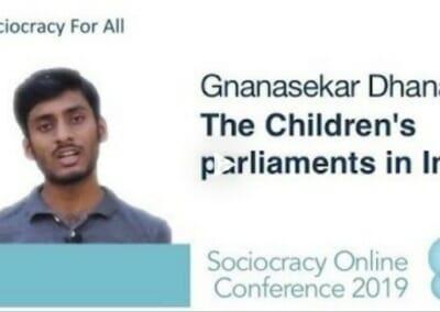 Children's parliaments