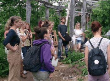 The Holma Folk Highschool: A permaculture school in Sweden sociocracy case study