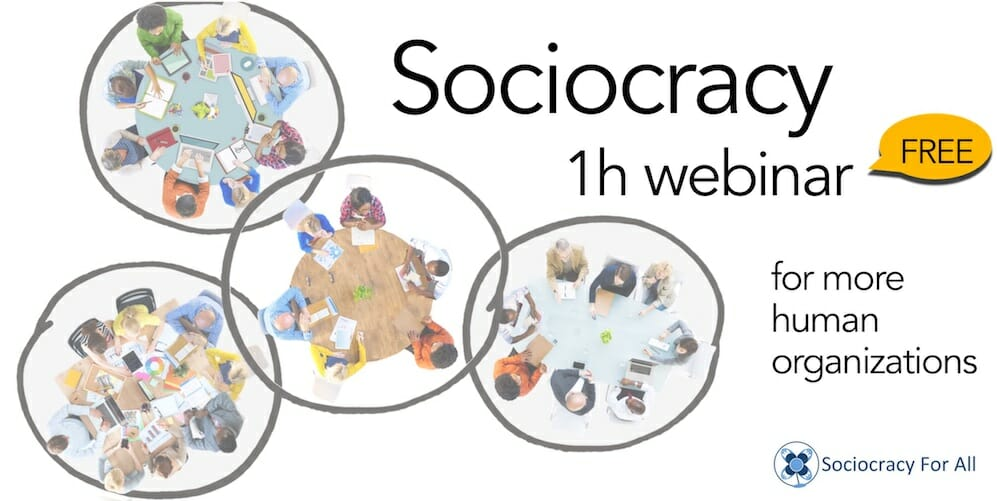 Free introduction: What is sociocracy?