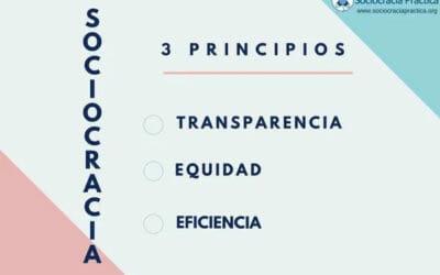 4 Reglas Sociocráticas