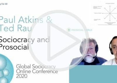 Sociocracy and Prosocial