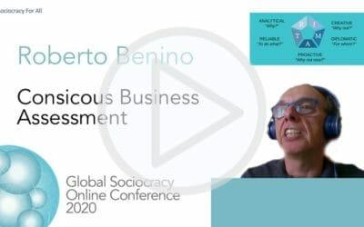 Conscious Business Assessment