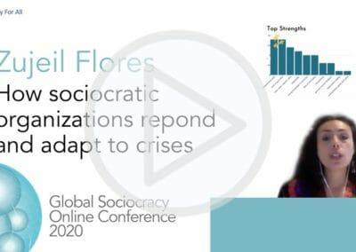 How sociocratic organizations respond and adapt to crises