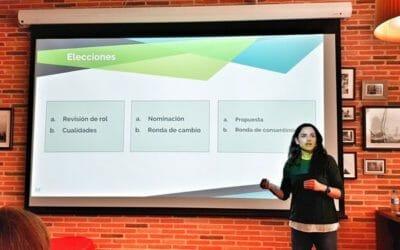 Presentación Reimaginando Organizaciones