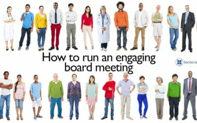 How to run an engaging board meeting