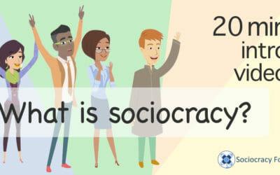 מהי סוציוקרטיה ? (סרטון אנימציה 20 ד')