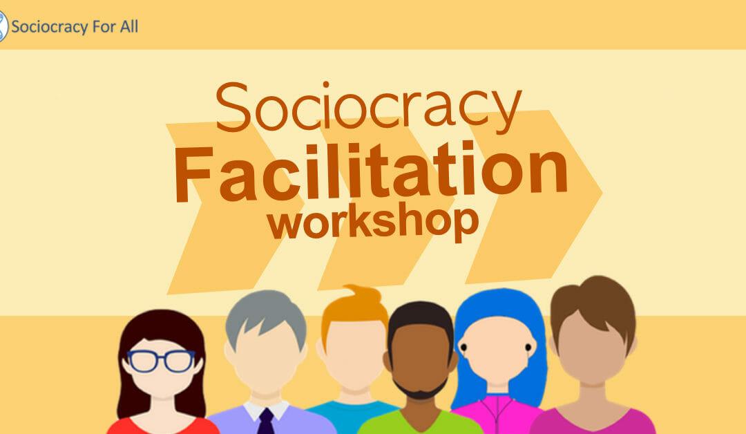 Facilitation training for sociocracy (3×2 hours)