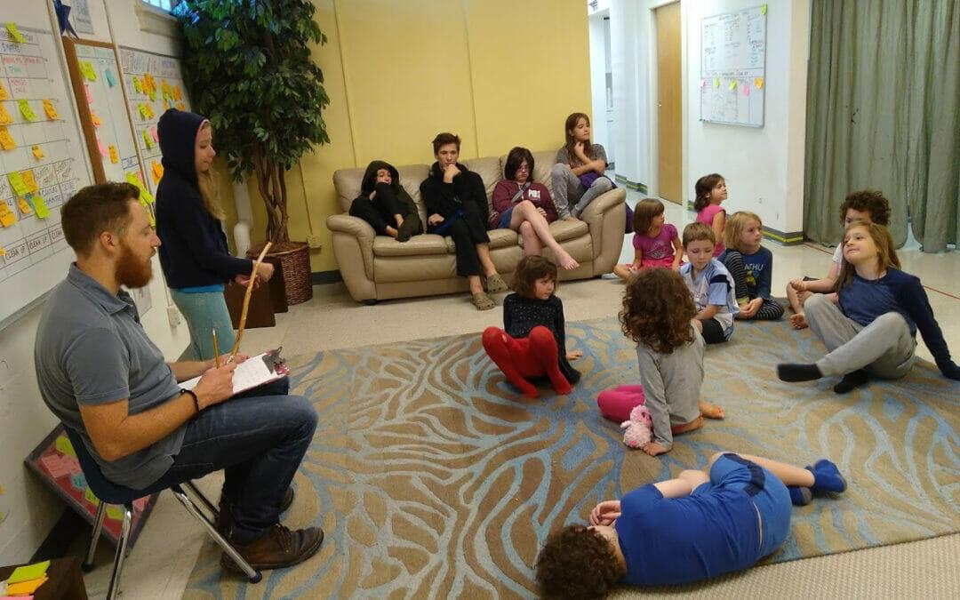 Sociocracia con niños, niñas y otras personas