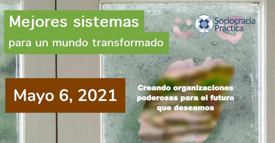 Acceso alternativo Conferencia de Sociocracia 2021