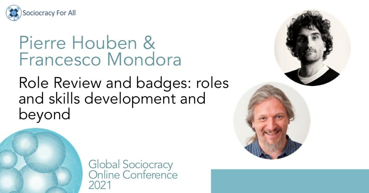 INDACO framework: roles & badges for individual and organizational development (Pierre Houben & Francesco Mondora)