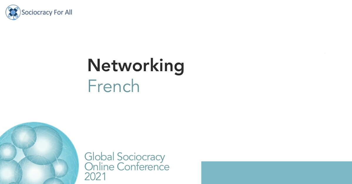 French networking