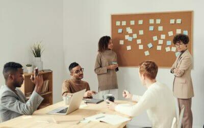 """""""¿Qué pasa si las personas no cooperan?"""" Una visión sistémica de las reuniones"""